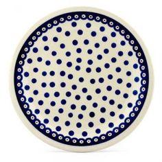 blue dots on white, dotty, I see spots; Pattern P3729A