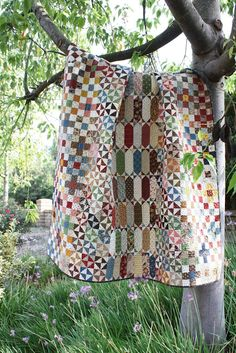 If you have been quilting along with us this summerwe are almost done. Just a… More