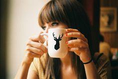 hair + cute mug ;)