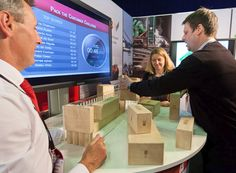 FDG's 'Containing the Risk' game for TT Club at TOC Container Supply Chain Europe 2013.