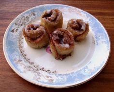 Oh, cinnamon rolls … they are the stuff that dreams are made of, are they not? Waking up to freshly-made, still warm, melt-in-your-mouth cinnamon rolls is not a common occurrence for your average person, much less one who is gluten free. Now you can wake up any morning and enjoy these 2-Minute Cinnamon Rolls thanks...Read More »