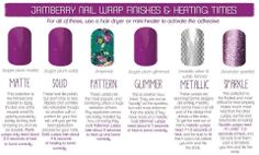 Applying your Jamberry nails! https://jamminwithmarshaann.jamberry.com/?ref=JamminWithMarshaAnn
