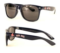 SportsWorld Distributors  - Boston Red Sox Wayfarer Sunglasses, $11.50 (http://www.sportsworlddistributors.com/boston-red-sox-wayfarer-sunglasses/)