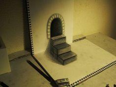 3D Art, ca2012  Nagai Hideyuki  www.nagaihideyukiart.jimdo.com  via fubiz.net    for #composition