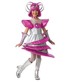 Galaxy Princess Costume