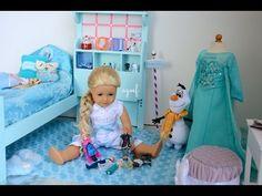 American Girl Elsas Room