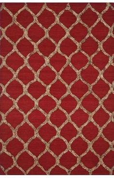 This Red Escape Wool Rug by Loloi Rugs is perfect! Nebraska Furniture Mart, Rugs Usa, Red Rugs, Home Reno, Contemporary Rugs, Cozy House, Wool Rug, Toddler Girl, Crafty