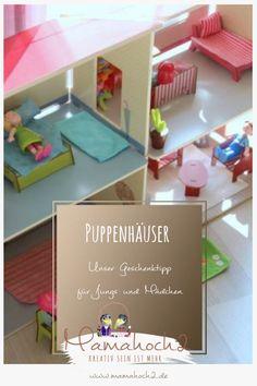 Puppenhäuser sind was für Jungs und Mädchen – Unser Geschenktipp