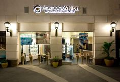 Advanced Vision Optometric Center | Optical Office Design | Barbara Wright Design