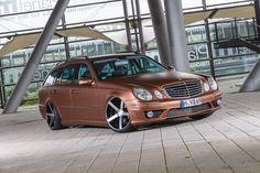 """Family Man – Mercedes S211 als Familientaxi mit dem gewissen Extra: 2008er T-Modell nach dem """"3F"""" Prinzip umgebaut"""