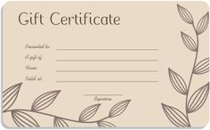 Gift Certificate Word Template Free Adorable Free Printable Christmas Gift Certificate Templatecan Be .