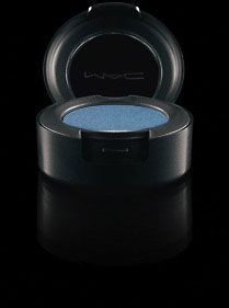MAC eyeshadow: Tilt [has more of a silvery blue hint to it in person]