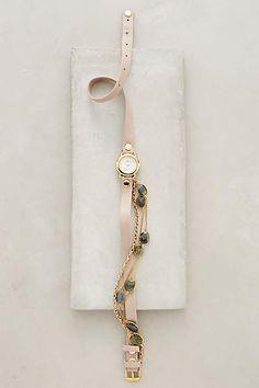 Rosedust Wrap Watch - anthropologie.com #Anthrofave
