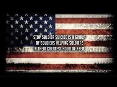 The military has never seen such an enemy: Soldier and Veteran Suicide. It's at an epidemic level. In 2012 alone, more Soldiers died by suicide than by vehicle accidents or even combat-related injuries. It's a fight we now must all take on to help our brave men and women survive the wounds we can't see, but that are killing them. Help us save lives. #stopsoldiersuicide