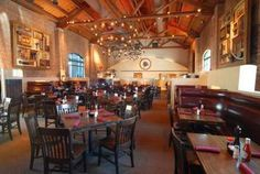 Fiorella's Jack Stack BBQ - our historic converted Freight House will wow you with its 25-foot ceilings, fireplace lounge with full-service bar, and indoor and outdoor private dining.