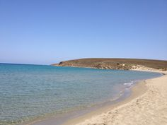 Zematas Beach,Panagia,Limnos,Greece