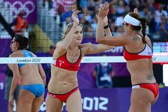 Women Of Beach Volleyball - Beach Volleyball Slideshows | NBC Olympics