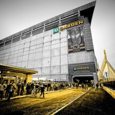TD Garden - Home of the Boston Bruins Td Garden, Boston Strong, Boston Sports, Boston Bruins, Hockey, Water, Gold, Black, Gripe Water