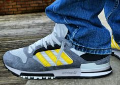 adidas zx 600 yellow grey