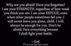 God shall Fight your Battle - Lords Plan -Best Inspirational Verses