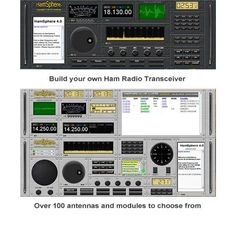 HamSphere® is a Virtual Ham Radio transceiver for Windows, Mac, Linux, Android and iPhone Radios, Mobile Ham Radio, Free Playlist, Ham Radio Antenna, Alternative Energy, Electronics Projects, Emergency Preparedness, Linux, Communication