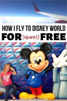 How I Fly to Disney World For (Almost) Free on Southwest! How I Fly to Disney World For (Almost) Free on Southwest! How I regularly fly to Disney World for Disney World Tips And Tricks, Disney Tips, Disney World Transportation, Best Places In Europe, Walt Disney World Vacations, Disney Parks, Florida Holiday, Disney World Planning, Disney Dining