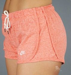 Cute orange nike shorts