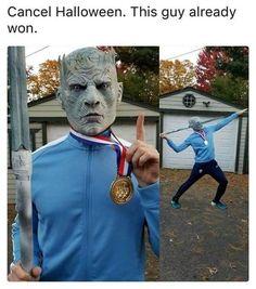Perfect costume
