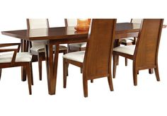 Shop for a East Bayfield Dining Table at Rooms To Go. Find Dining Tables that will look great in your home and complement the rest of your furniture.