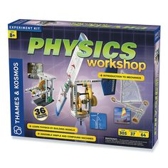 Physics Workshop - MindWare.com $54.95 + tax and s/h