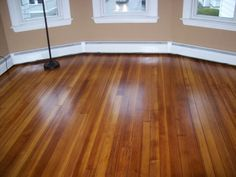 Old Fir Flooring Reclaimed Wood Floors, Wood Flooring, Hardwood Floors, Wood Floor Finishes, Floor Stain, Farmhouse Flooring, Living Room Flooring, Flooring Options, Stain Colors