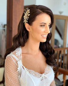 Glamour wave goodness and a lovely review from our gorgeous bride Ellen