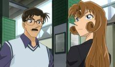 Yusaku & Yukiko Kudo - Shinichi's parents (Detective Conan)