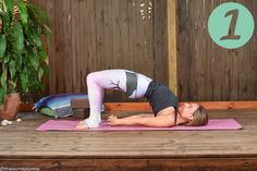 6 Yoga Sequences to Tone Your Booty - Pin now, read later!