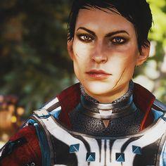 Surprise! A blog about Dragon Age Cassandra