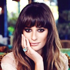 the lovely Lea Michele.