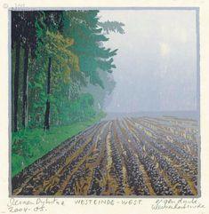 Siemen Dijkstra, woodcut