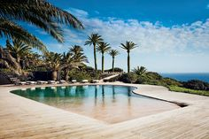 With its stark natural beauty and clean-lined dammusi, the Sicilian island of Pantelleria could have been created by…