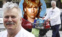 MacGyver's Richard Dean Anderson seen grocery shopping in Malibu Richard Dean Anderson Now, Weekend In Denver, Angus Macgyver, White Joggers, Take A Shot, Single Dads, Executive Producer, Movie Tv, Beautiful People