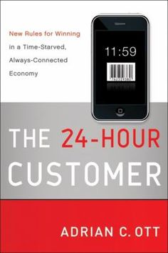 """Arguing that the saying """"time is money"""" needs to be updated -- for many, time is now more valuable than money -- author Adrian Ott believes that companies that haven't updated their services, goods, and marketing strategies to follow suit are in trouble. Ott explains how to use current technologies to navigate competitive markets, attract consumer attention, and snag a bigger market share."""