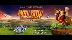 """Motu Patlu King of Kings"" Full Movie In 3D 