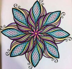 in 2019 mandala drawing, mandala coloring Mandalas Painting, Mandala Artwork, Mandalas Drawing, Zentangle Drawings, Dot Painting, Art Drawings, Zentangles, Mandala Doodle, Mandala Art Lesson