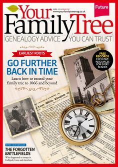 Your Family Tree  Magazine - Buy, Subscribe, Download and Read Your Family Tree on your iPad, iPhone, iPod Touch, Android and on the web only through Magzter