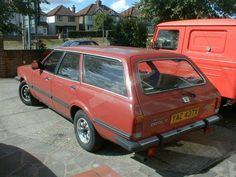Cortina Mk5 GLS Estate 1982
