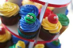 sesame st party - Google Search