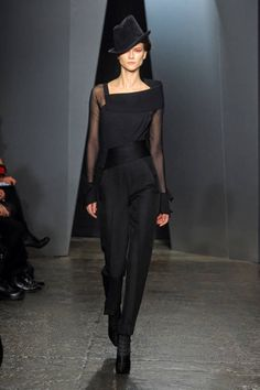 Donna Karan - Ready to Wear Fall 2012