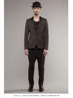 #Menswear #Trends CHROM  Spring 2015 Primavera #Tendencias #Moda Hombre