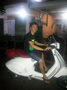 Nice scooter piaggio 946