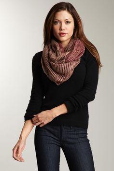 i love infinity scarves