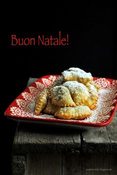 Pane, burro e alici: I caucinetti, i dolci del Natale abruzzese